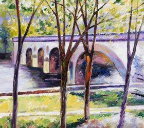 Bridge near Giverny