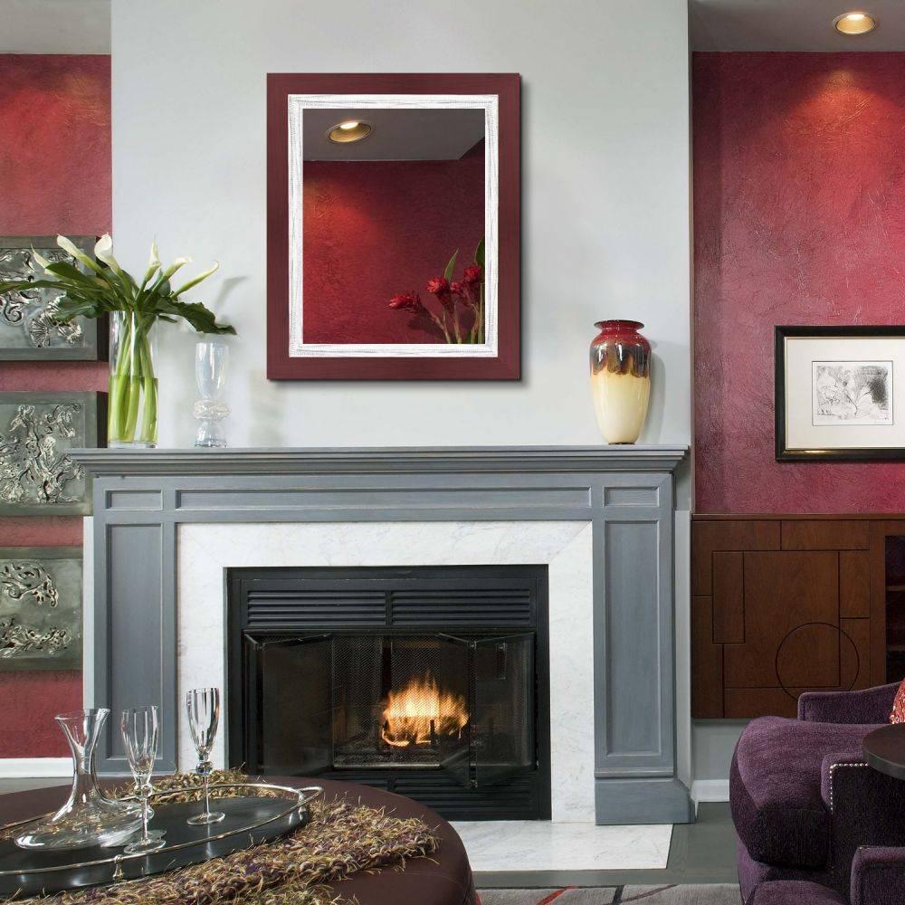 Appalachian Crimson Mirror
