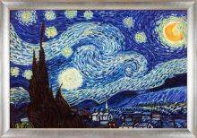 Starry Night Pre-Framed