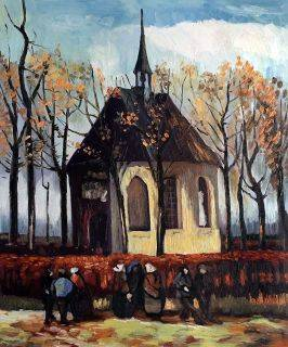 Congregation Leaving the Reformed Church in Nuenen