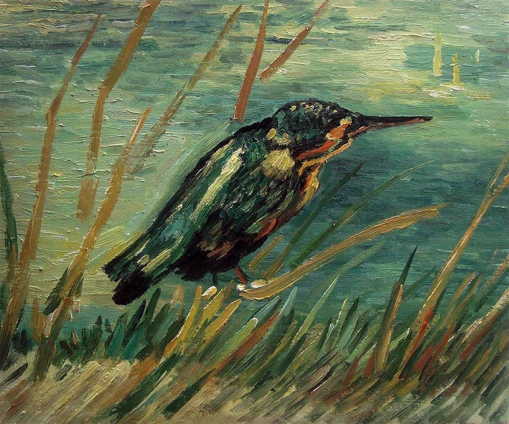The Kingfisher, 1886