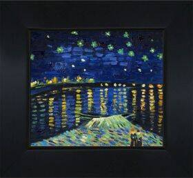Starry Night Over The Rhone Pre-Frame