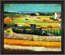 The Harvest Pre-Framed