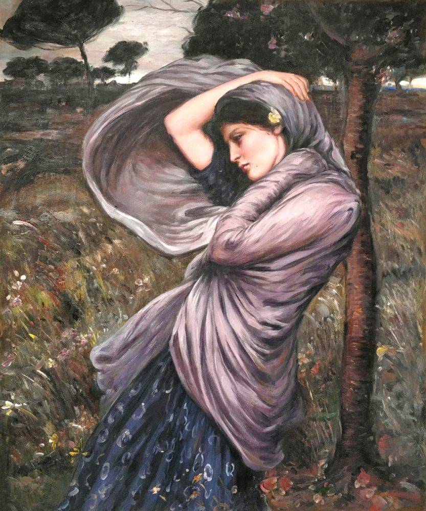 John William Waterhouse Oil Painting