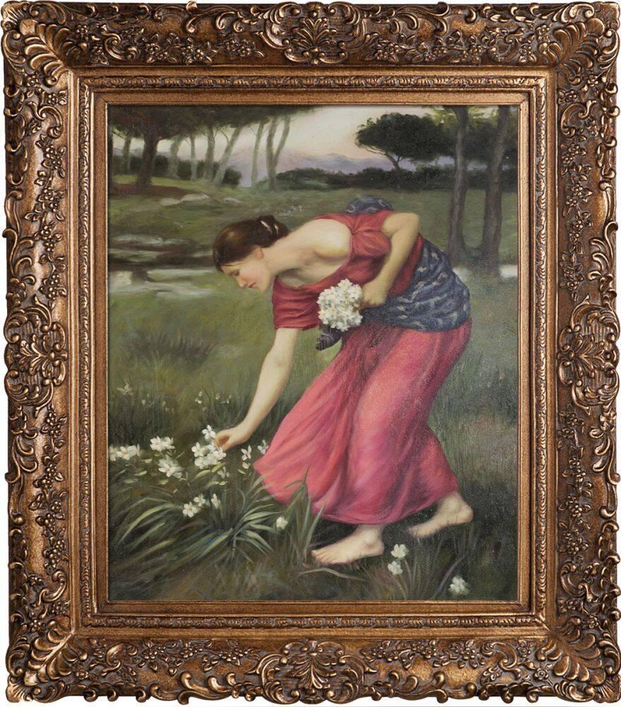 Narcissus Pre-Framed