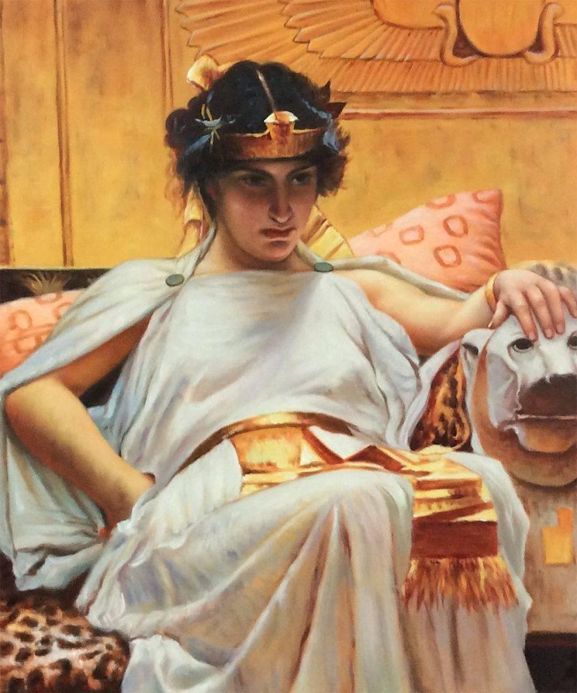 Cleopatra, 1888