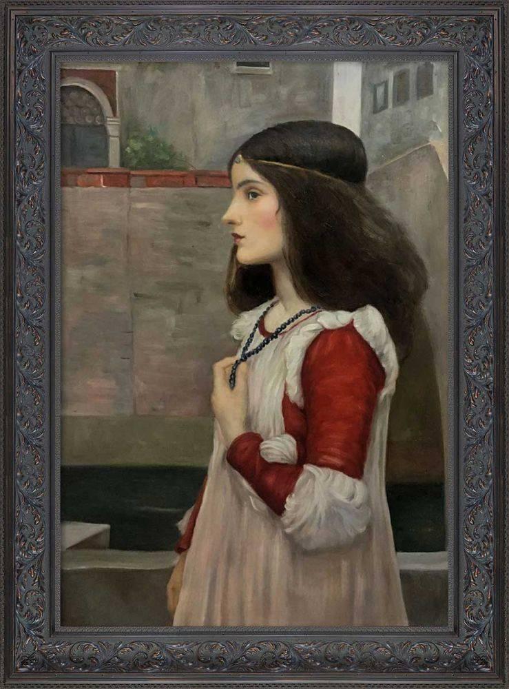 Juliet Pre-Framed