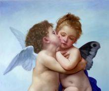 Cupid and Psyche as Children (full view)