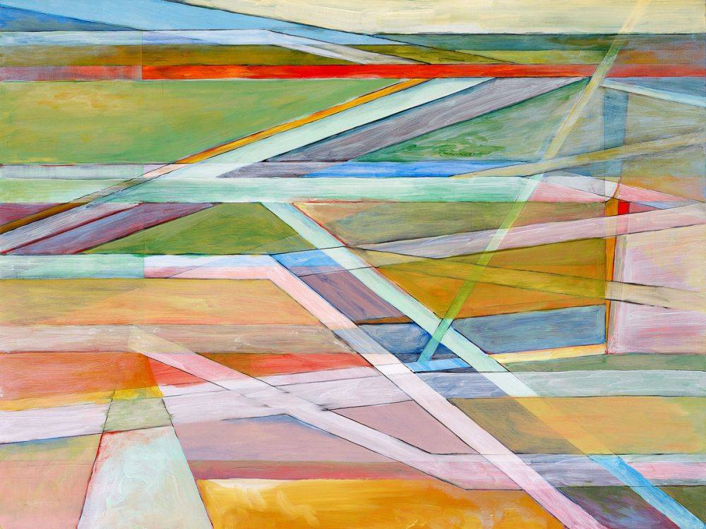 Edge of Abstraction No 5