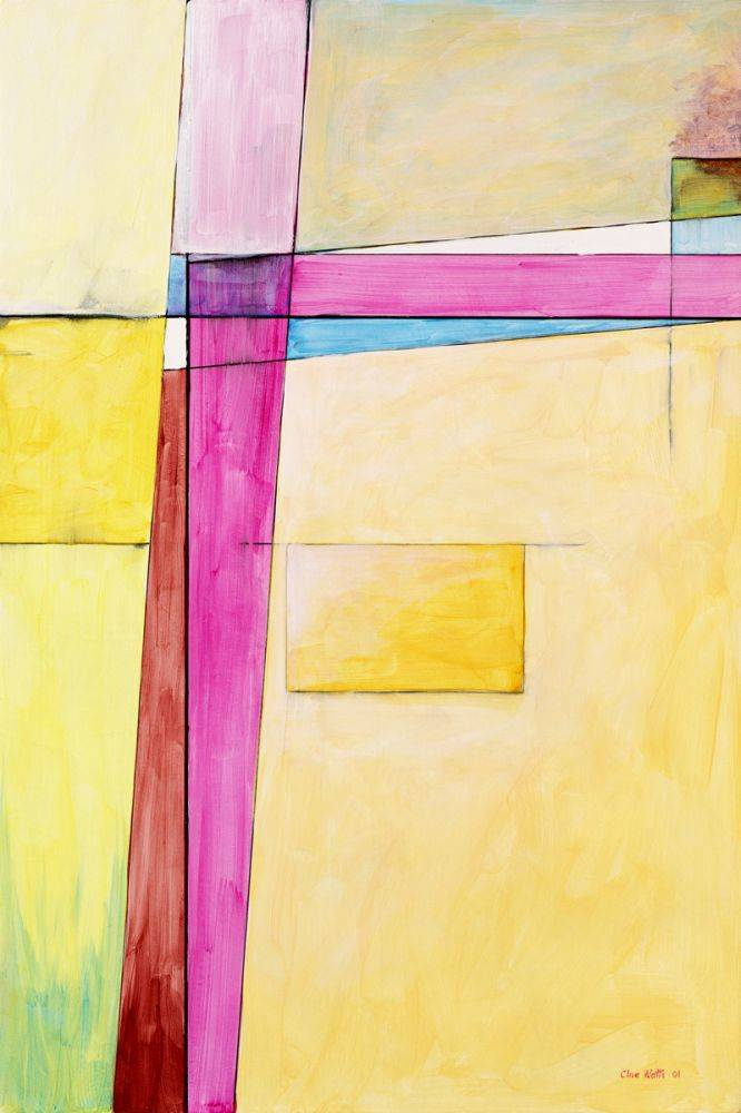 Edge of Abstraction No 7