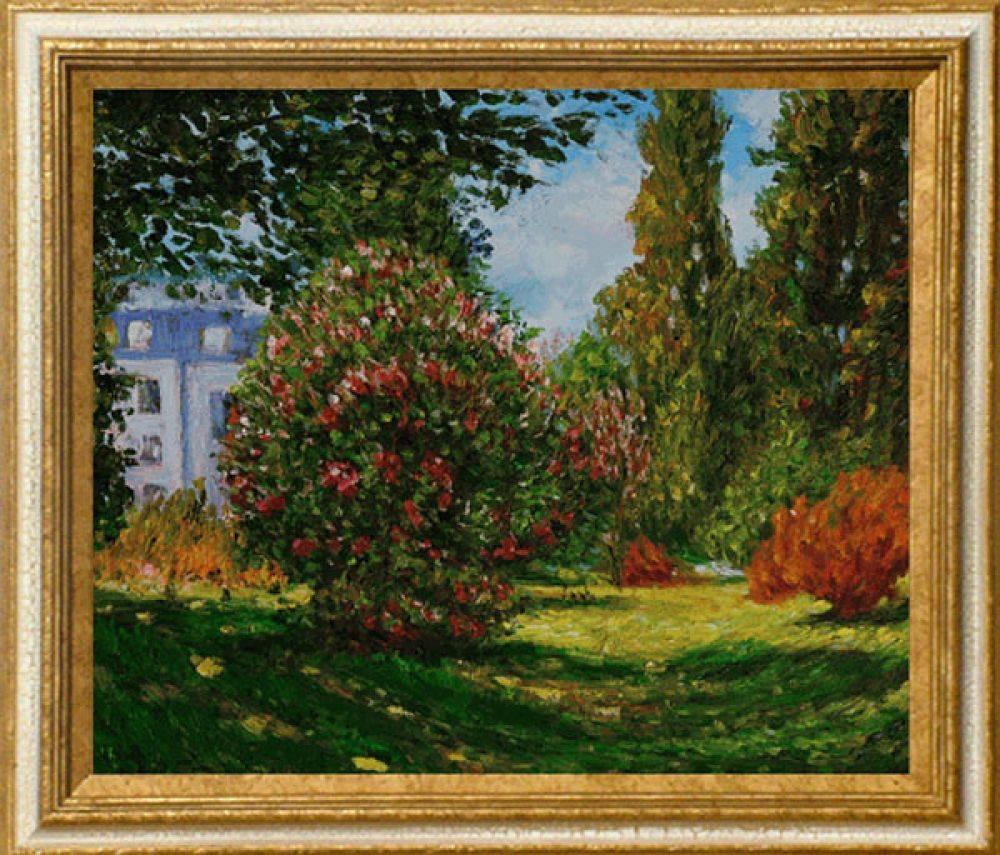 Il Parco Monceau Pre-framed