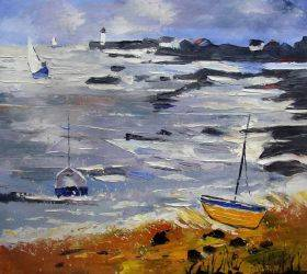 Seascape 675060 Reproduction