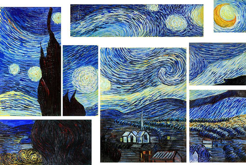 Starry Night (Grouping)