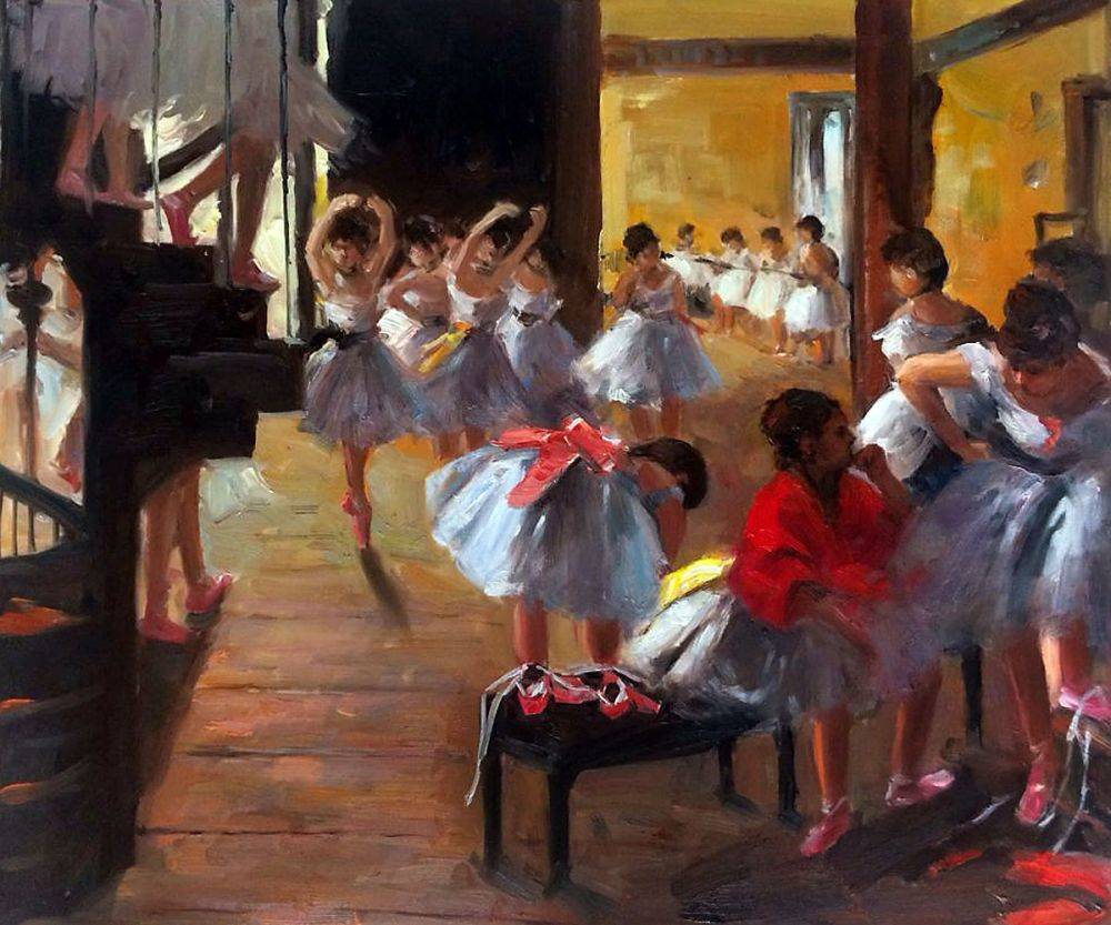 The Dance Class
