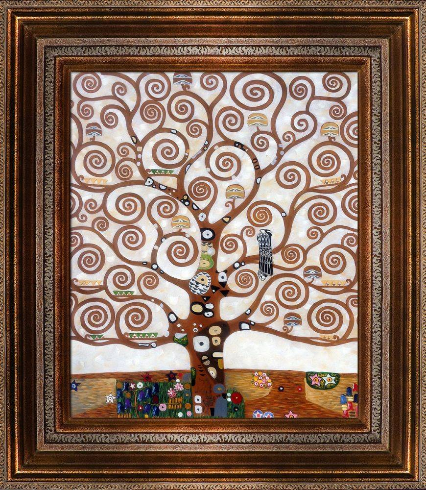 Tree of Life Pre-Framed