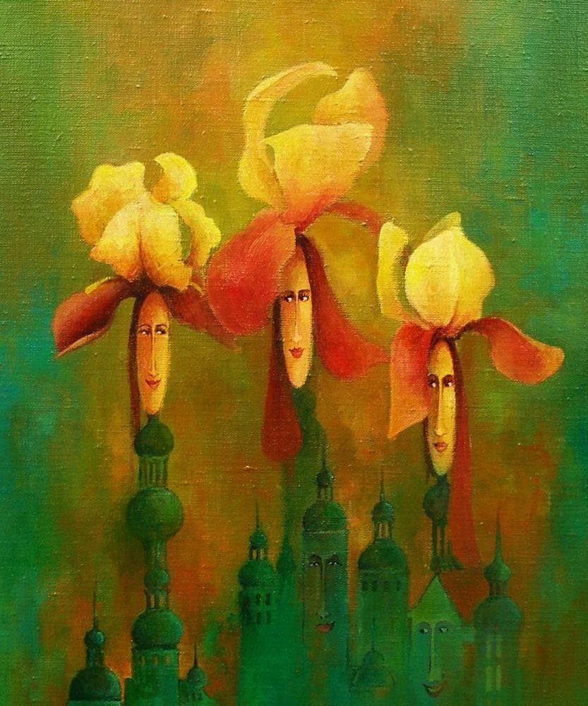 Iris Ladies II