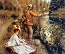 The Fisherman, 1874