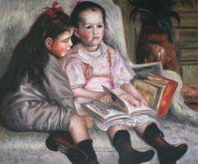 Portrait of Children(The Children of Martial Caillebotte)