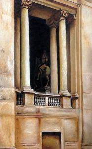 A Window in the Vatican, 1906