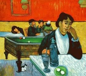 Night Cafe at Arles
