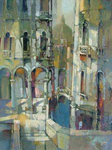 Venise le soir