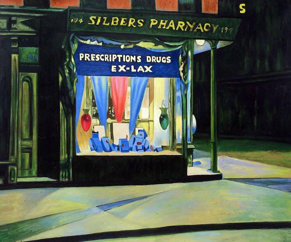 Drug Store, 1927