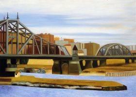 Macomb's Dam Bridge, 1935