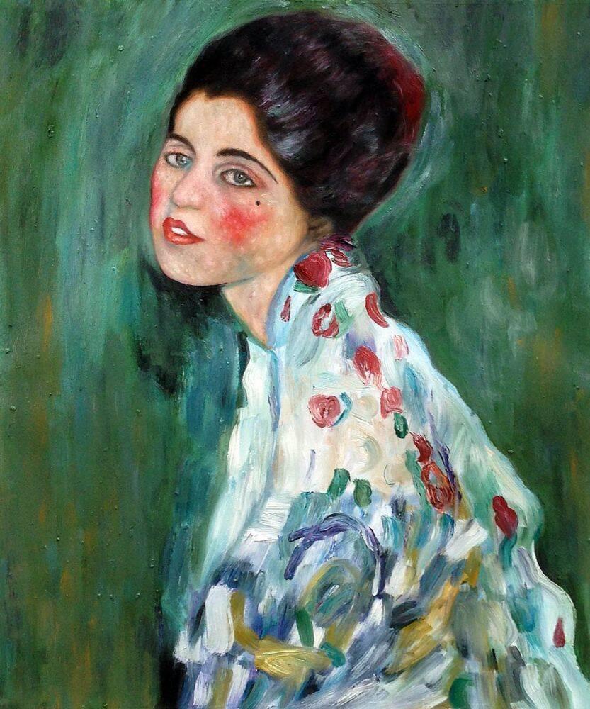 Portrait of a Lady, 1916-1917