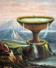 The Titan's Goblet, 1833