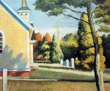 Church in Eastham, 1935