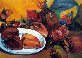 Still life with Mangoes, 1893