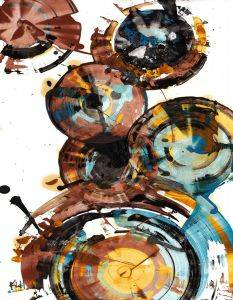Sphere Series Painting 993042312