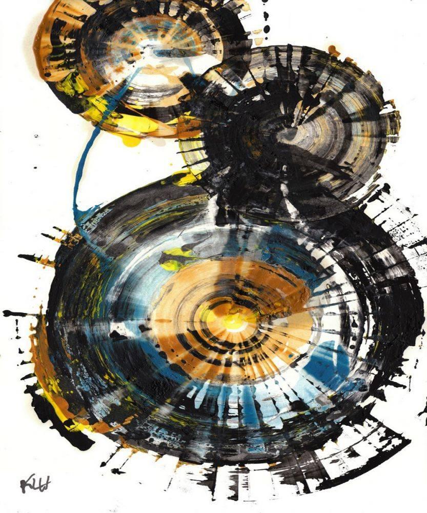 Sphere Series Painting 1003042412