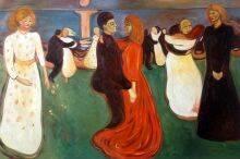 Dance Of Life, 1899-1900