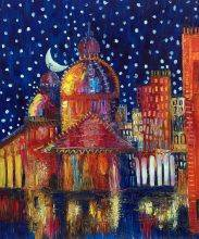 Moon (Venice) II Reproduction