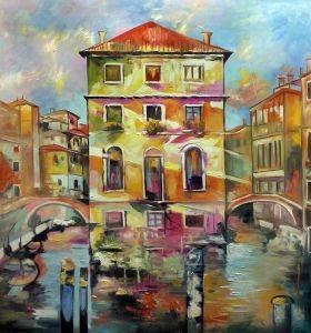 Piccola Venezia Reproduction