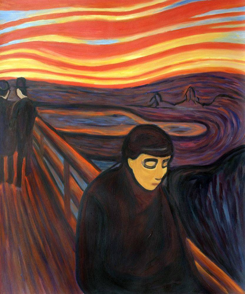 Despair, 1894