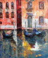 Venice Deux Palais Reproduction