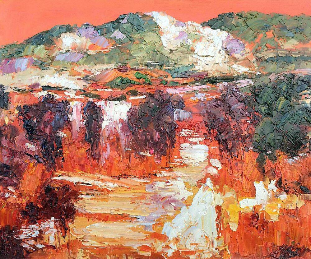 Provence Orange