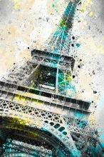 City Art, Paris Eiffel Tower IV