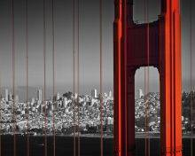 Golden Gate Bridge in Detail