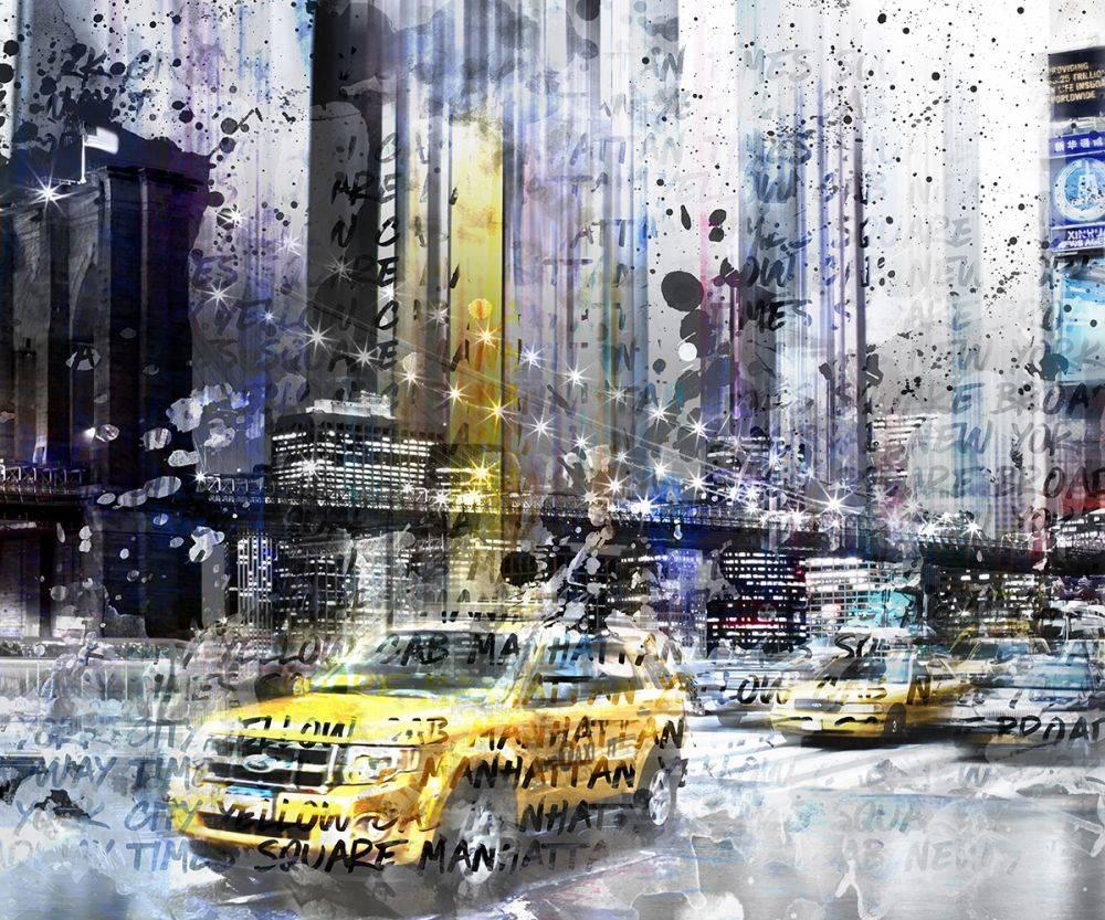 City Art, NYC Collage