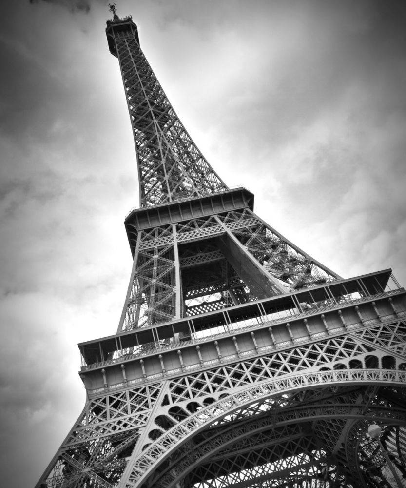 Paris Eiffel Tower Dynamic