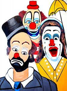 Clowns in Shock