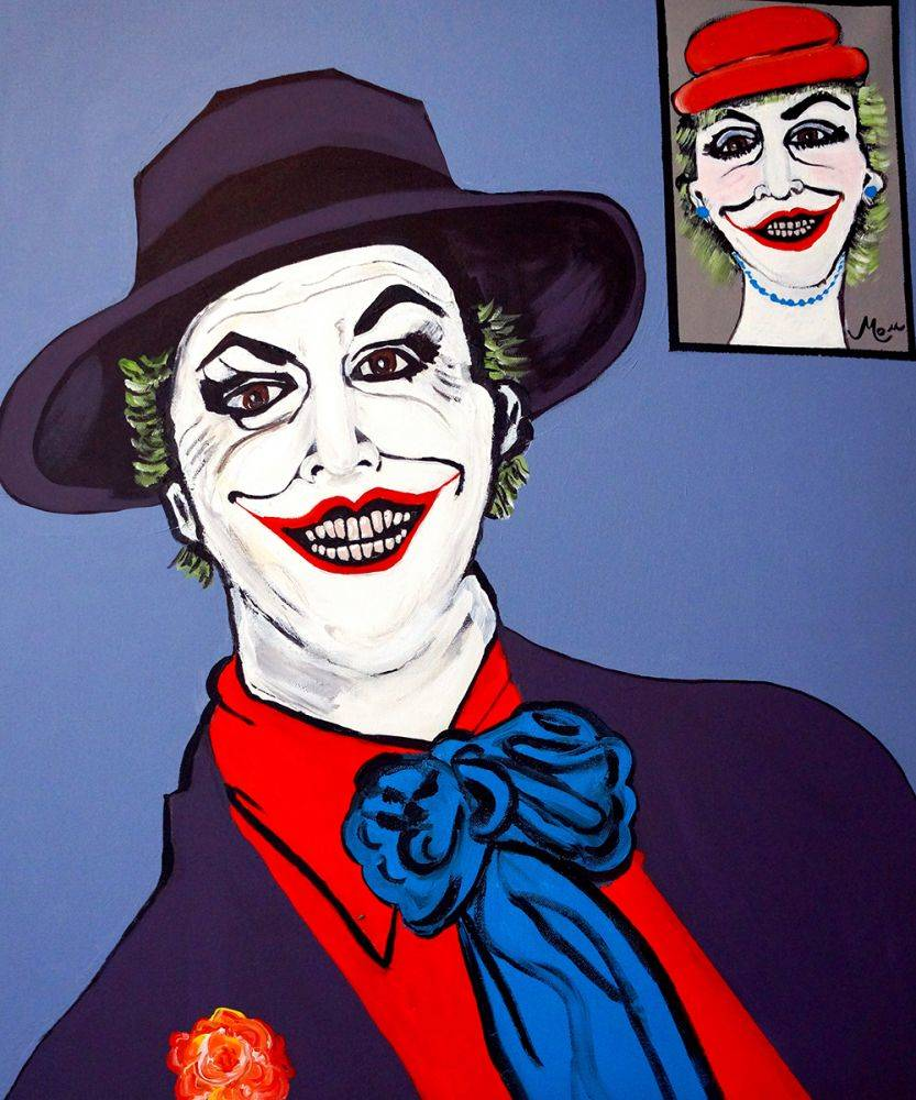 Joker and Mom