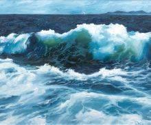 Turbulent Ocean