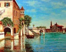 Venice Midday Sandman