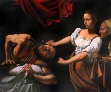 Judith Beheading Holofernes