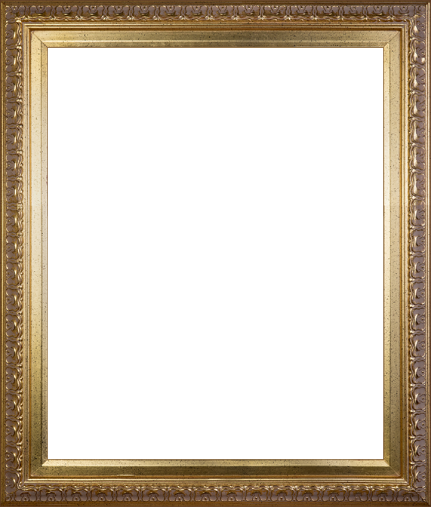 Elegant Gold Frame 20