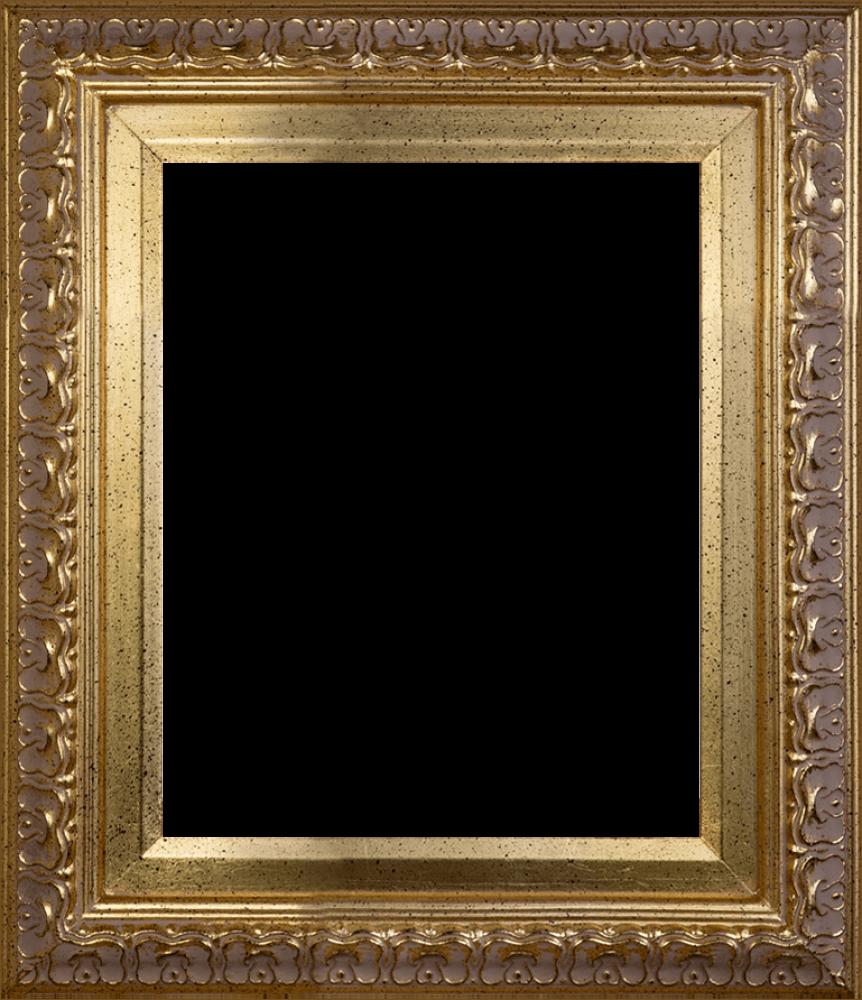 Elegant Gold Frame 8